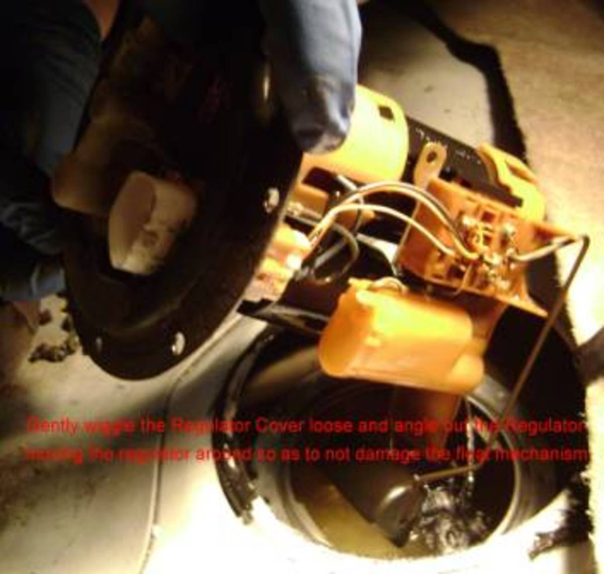 Diy Fuel Pump Replacement For Toyota Camry Avalon Es300