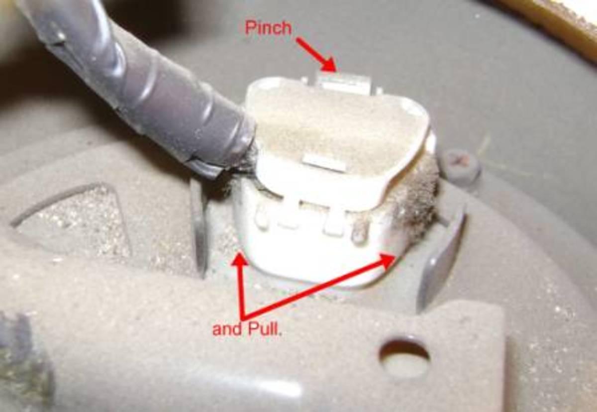 Toyota Sienna Voltage Regulator Location Get Free Image