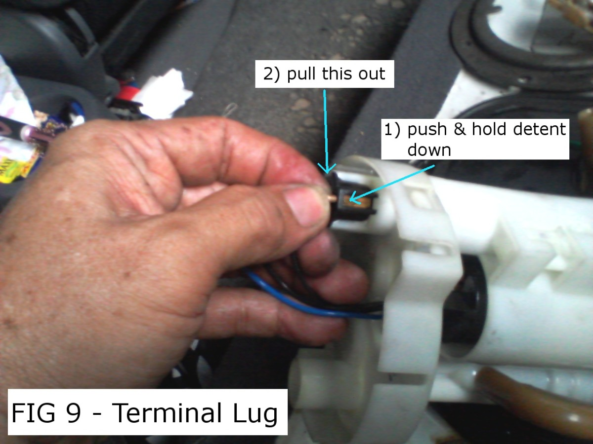 How to Replace an In-Tank Fuel Pump and Filter Assembly