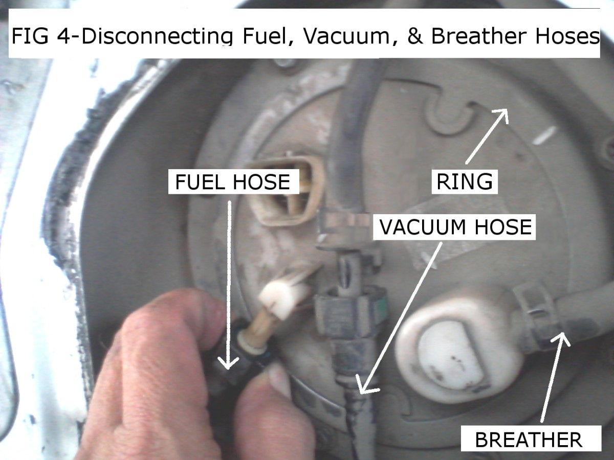 How to Replace an In Tank Fuel Pump and Filter Assembly