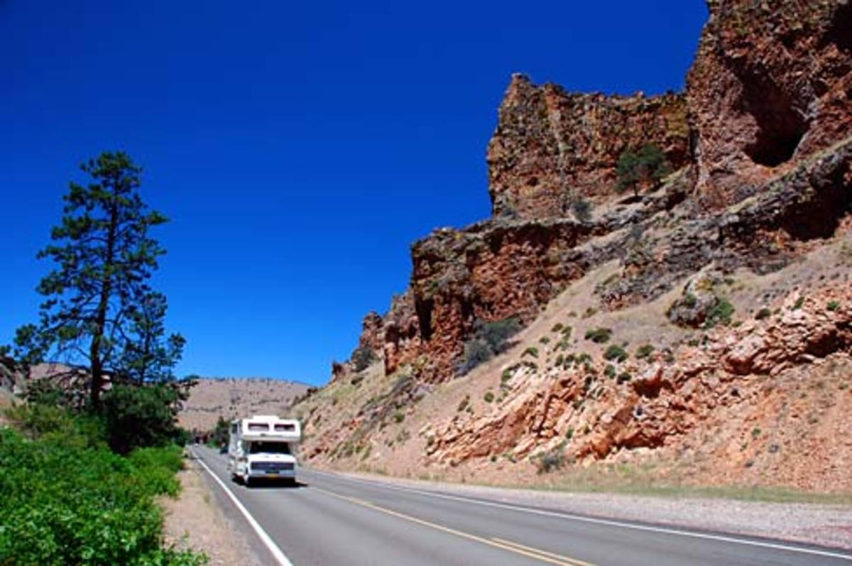 Properly packing an RV makes it safe for travel.