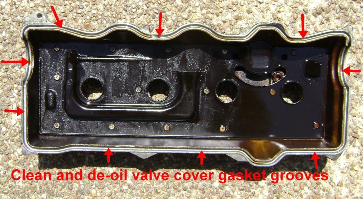 DIY Toyota Camry 5SFE Engine Oil-Leak Repair (With Video)   AxleAddict