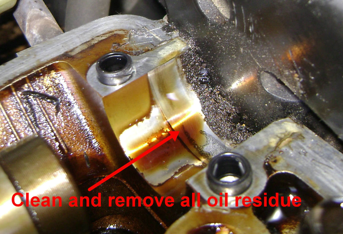 DIY Toyota Camry 5SFE Engine Oil-Leak Repair (With Video) | AxleAddict