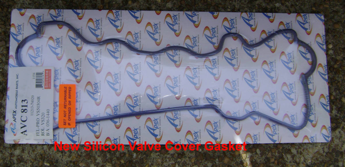 New Camry Valve Cover Gasket