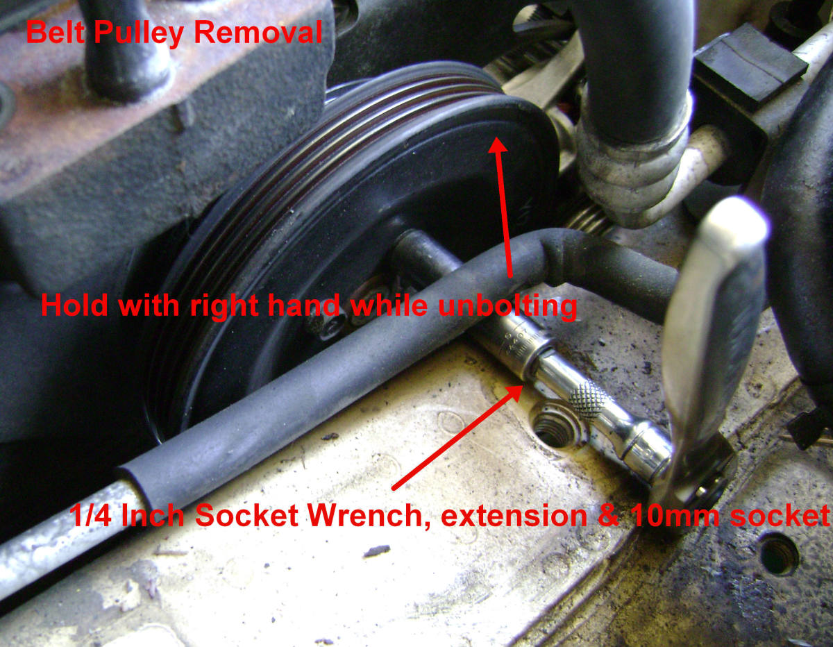 How to Replace the Timing Belt on the Hyundai Elantra or Kia