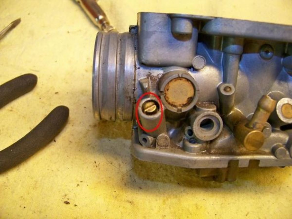 How to Clean Goldwing Motorcycle Carburetors | AxleAddict