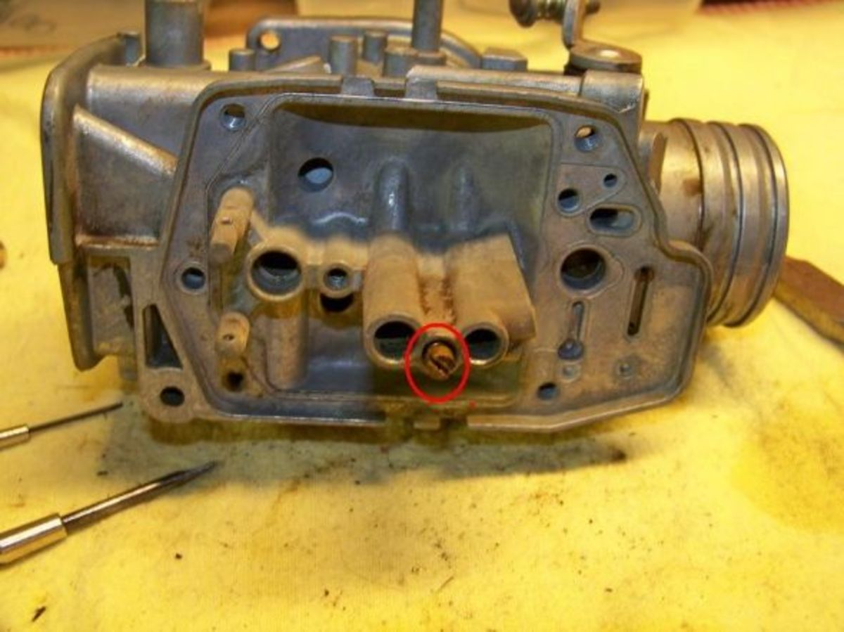 How to Clean Goldwing Motorcycle Carburetors | AxleAddict