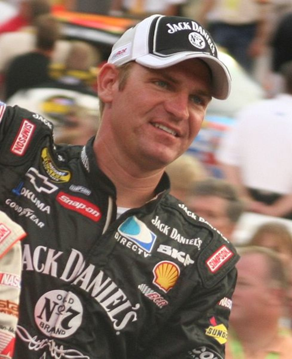 Clint Bowyer received a major penalty for what he contends was a minor infraction.