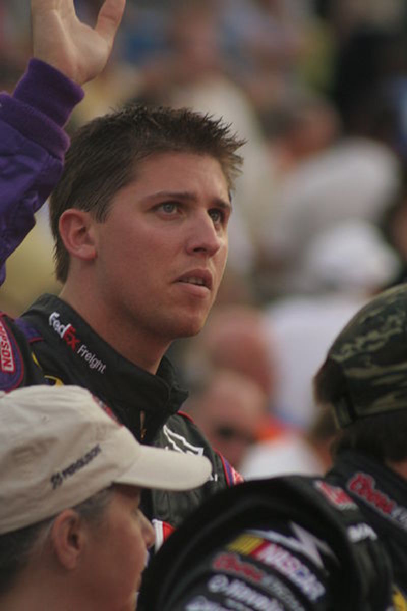 Denny Hamlin criticized the Gen 6 Cars.  NASCAR penalized him.