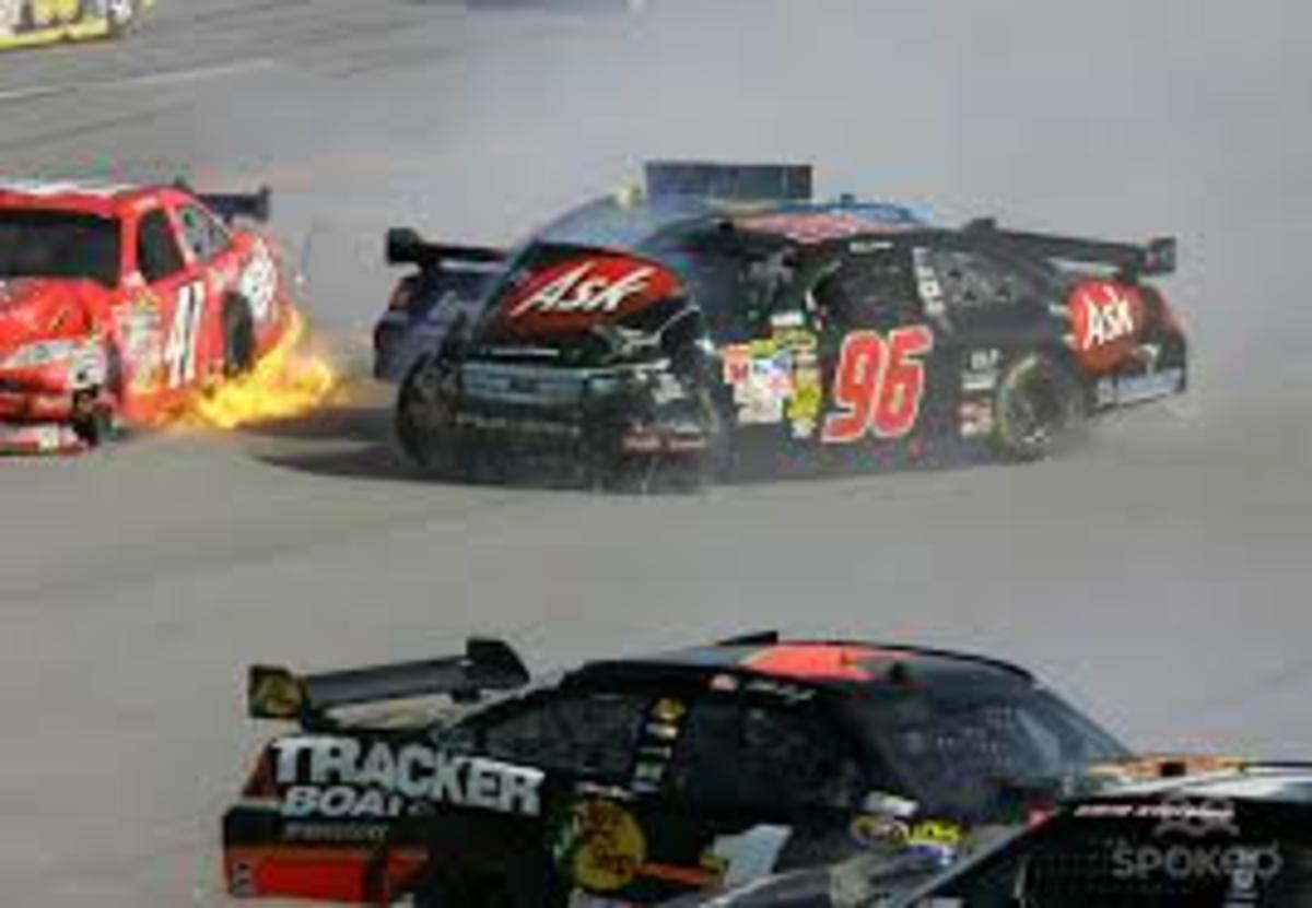 Labonte lasted with Hall of Fame Racing for less than a season