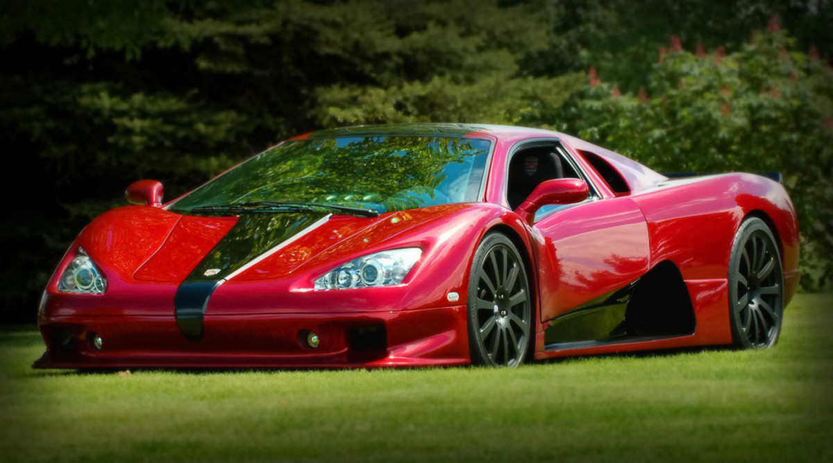 Ultimate Aero SSC