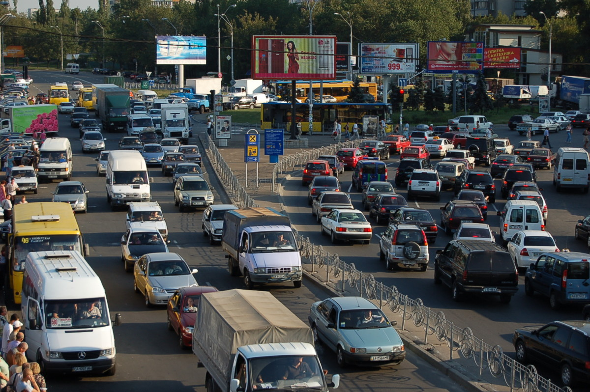 Traffic can cause aggravate those with road rage since they can't do anything about it.