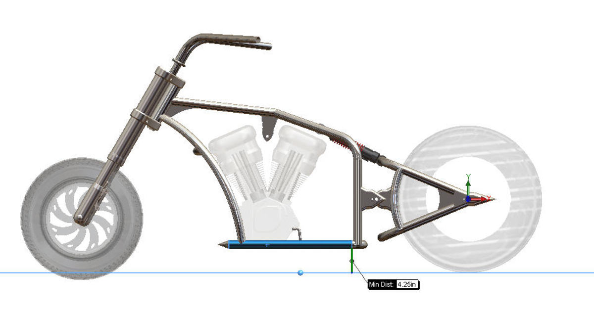 Bobber Design with Evo Engine.
