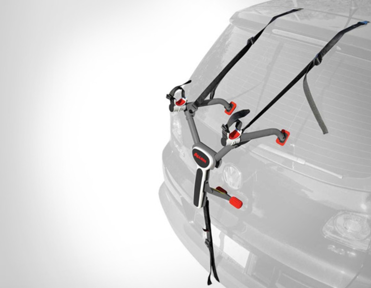 Best bike rack for car? The Allen Sports Ultra is sleek and safe.