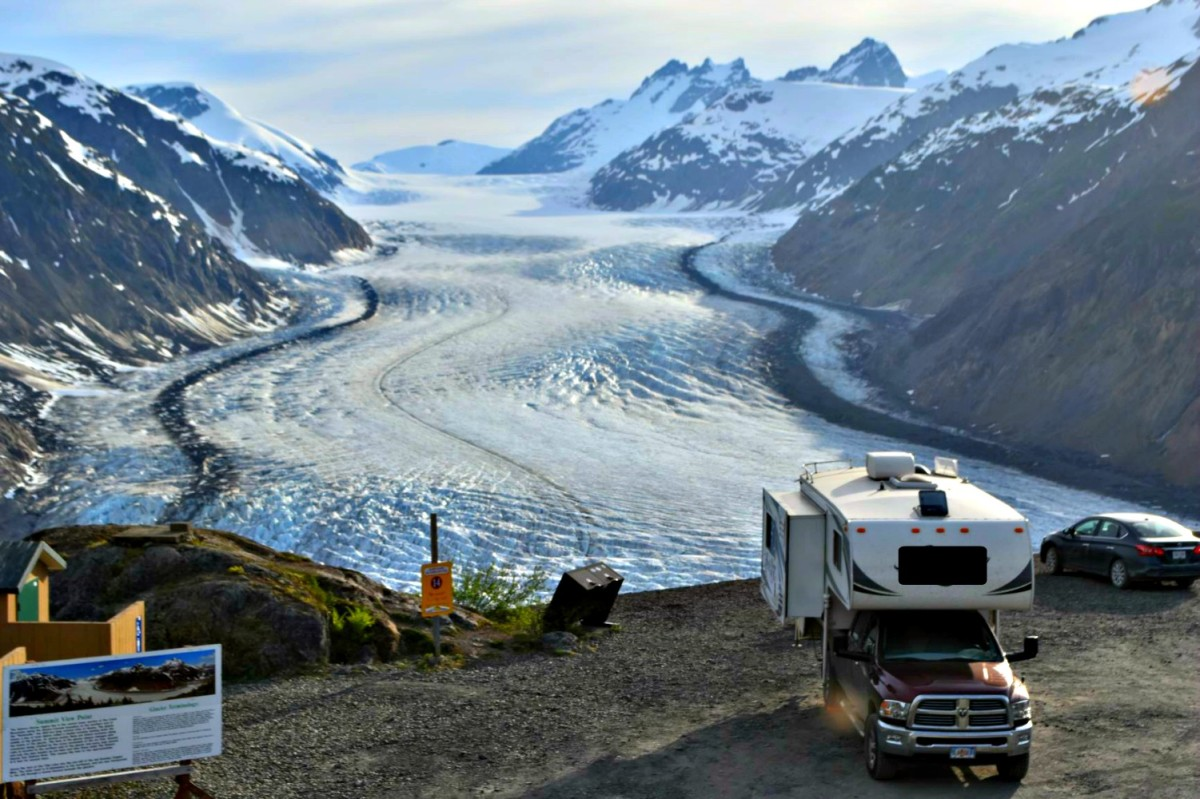 Why pay for private campgrounds when you can stay in spots like this for free?