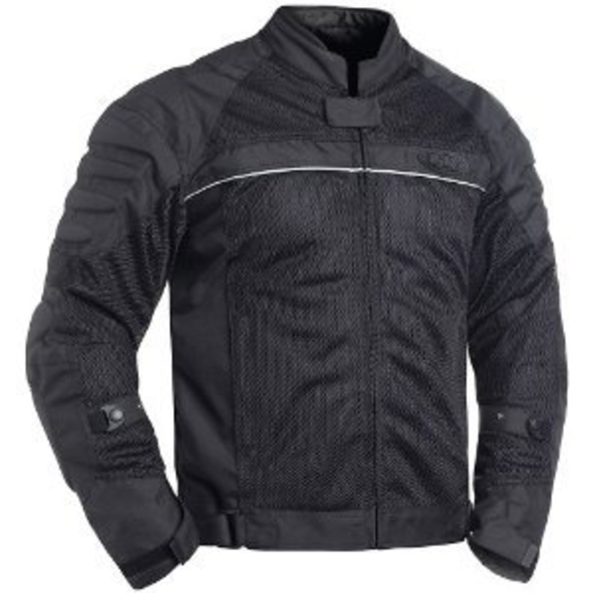 BILT Blaze Mesh motorcycle jacket in black