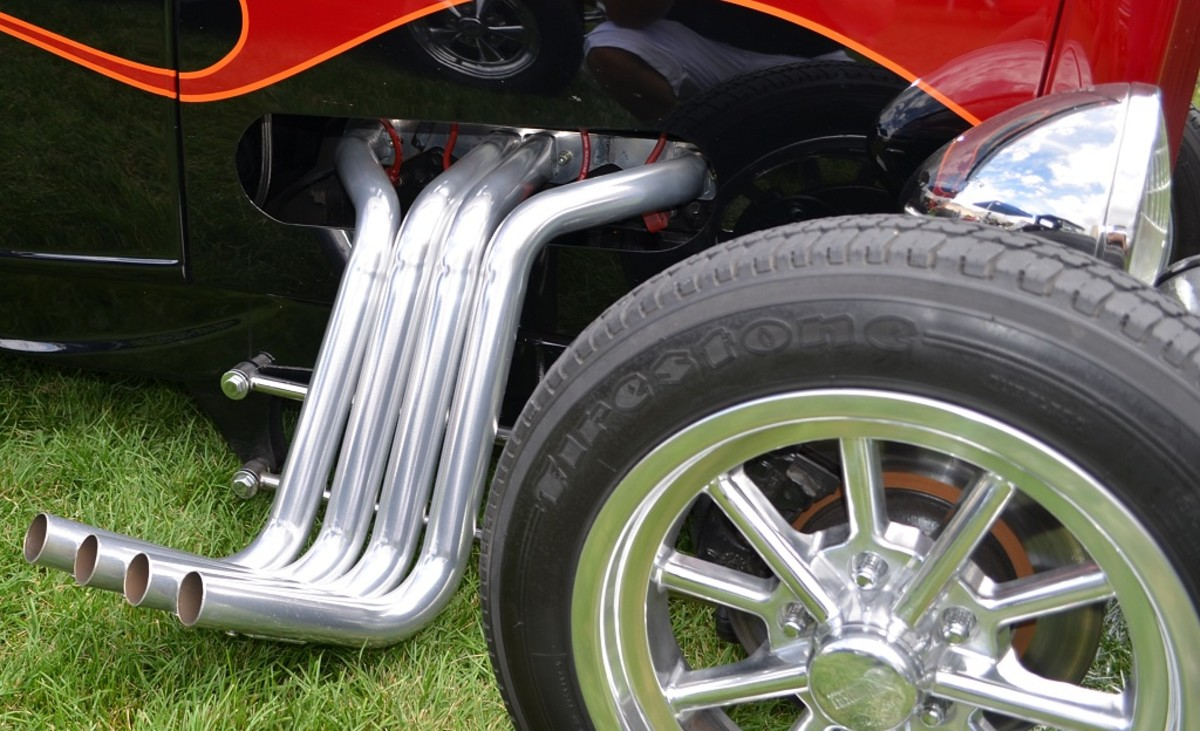 For a performance vehicle ceramic coatings can help increase horsepower.