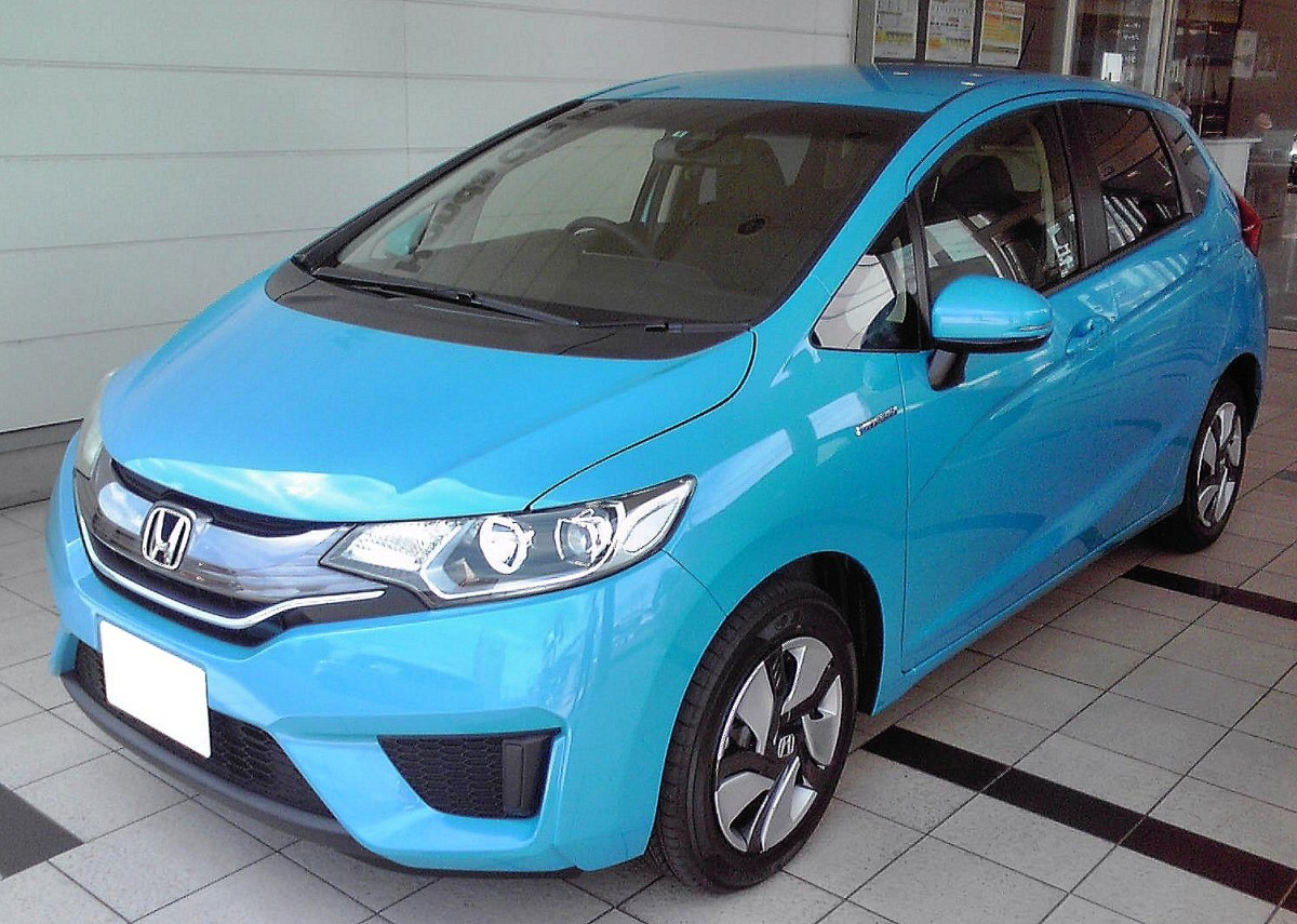 Honda Fit GP5 or 3rd gen Fit