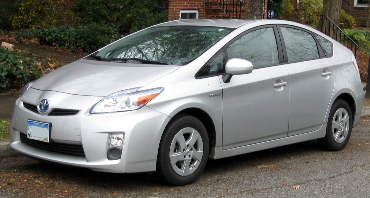 Toyota Prius:  A time-tested vehicle