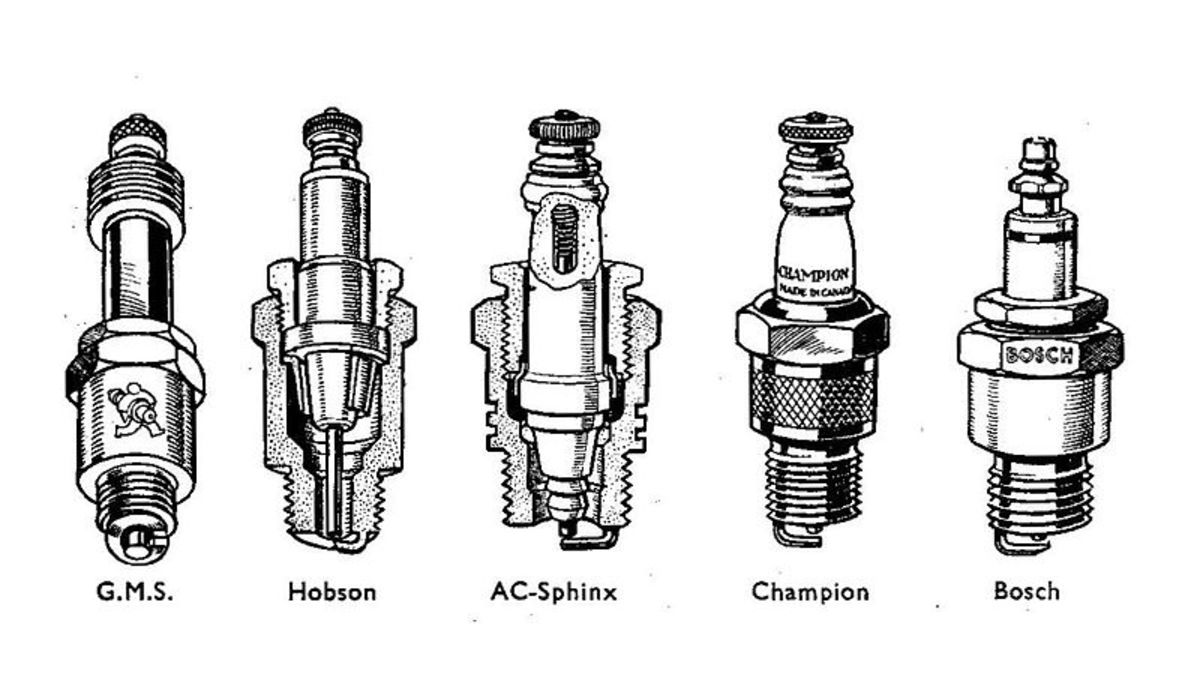 Choose the right spark plug for your application.
