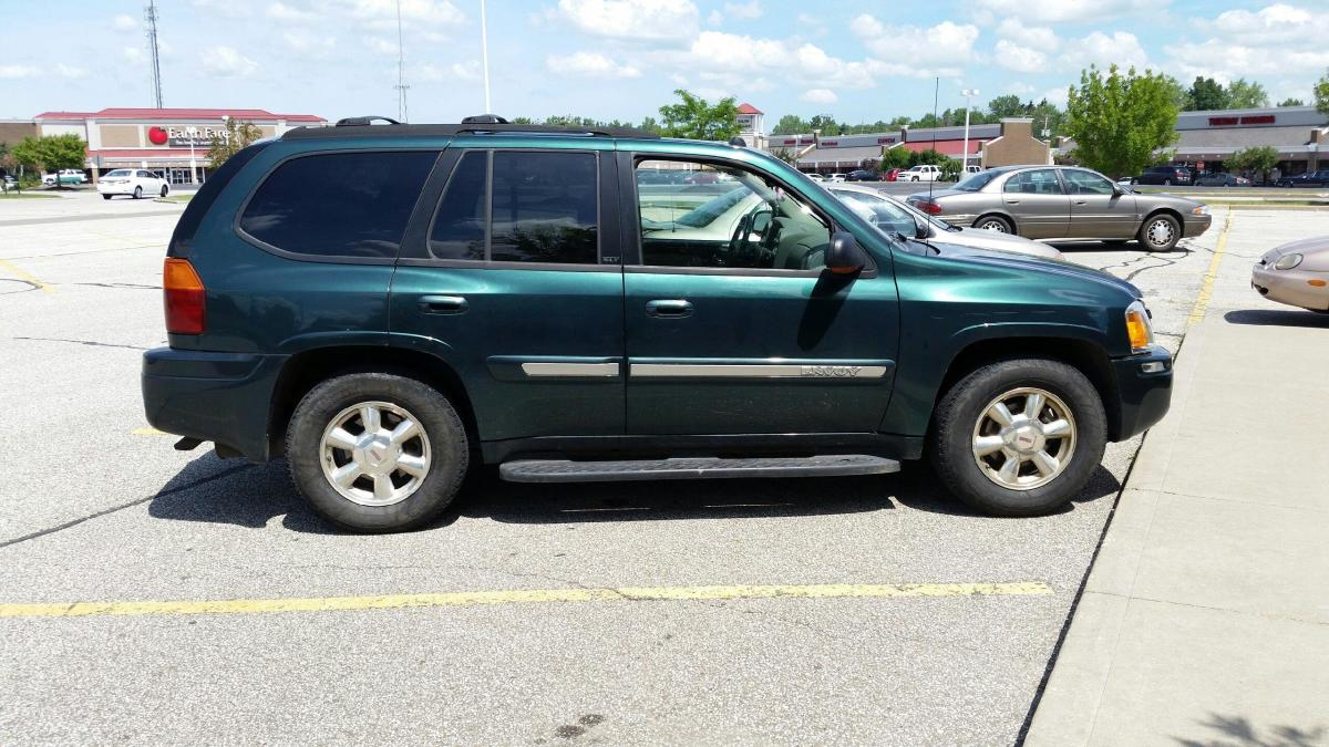 How to Affordably Fix a GMC Envoy's Failed Rear End Air Suspension