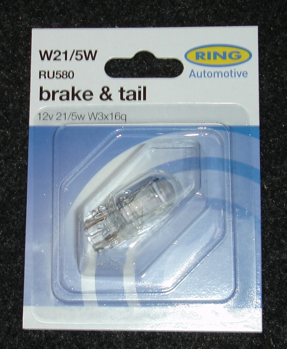 New tail-light bulb - wrong one!