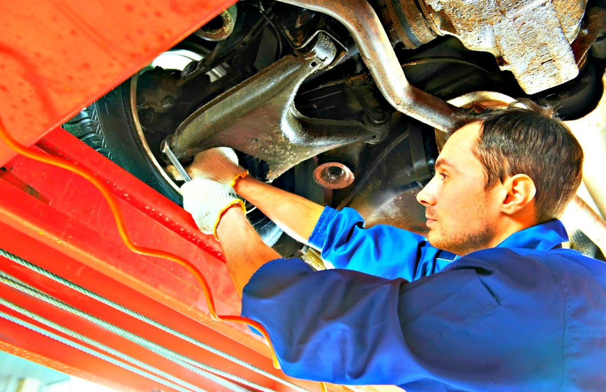 Don't always depend on dealerships for your repair work.
