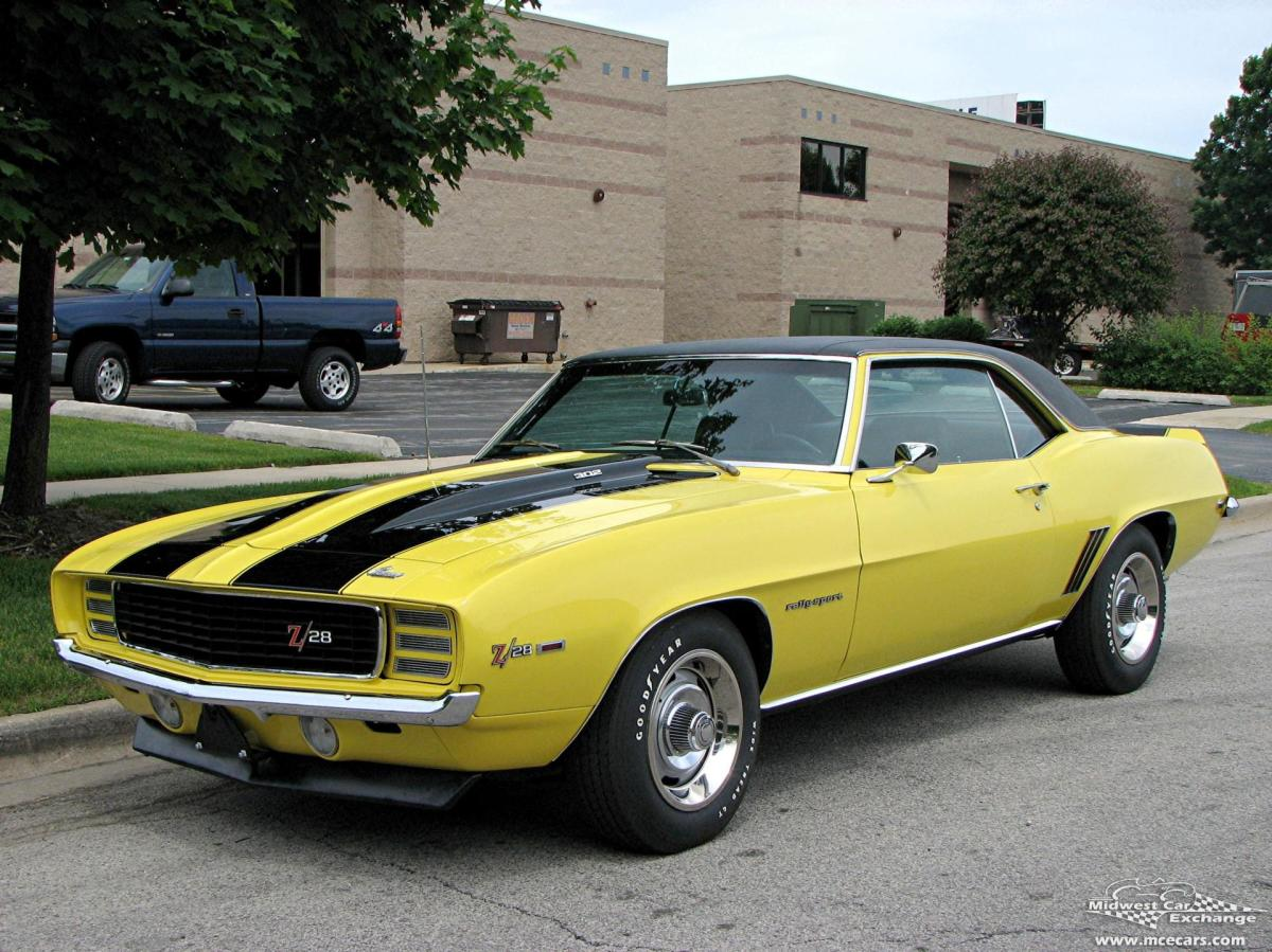 The Best American Muscle Cars Of The 1960 S Axleaddict