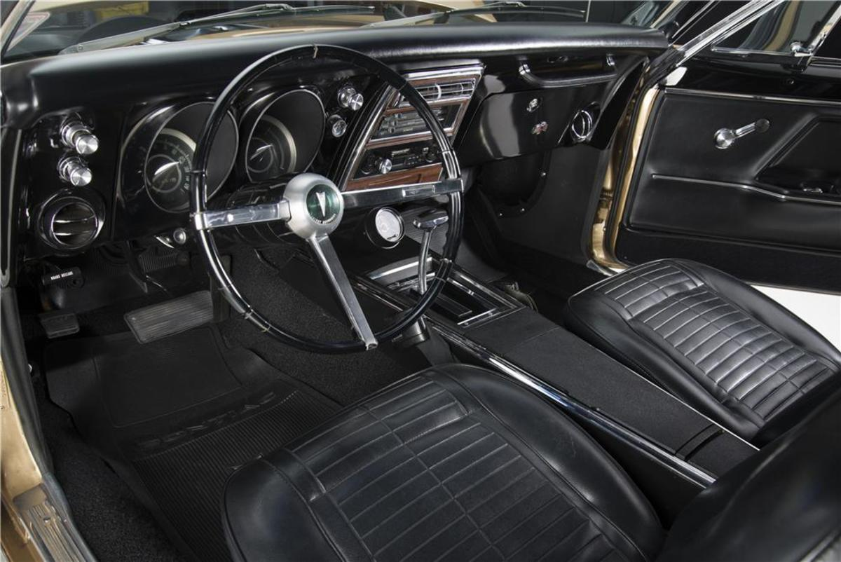 Firebird Interior