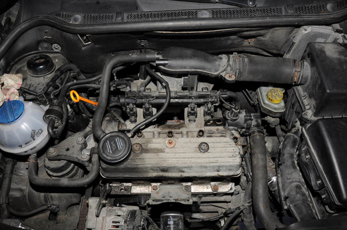 Replace the oxygen sensor at the recommended manufacturer interval for better engine performance.