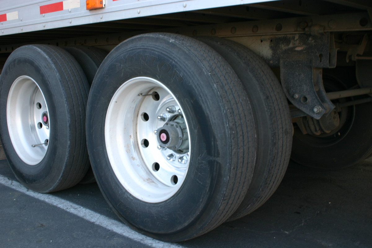 Keep your tires in good shape and avoid a highway blowout!