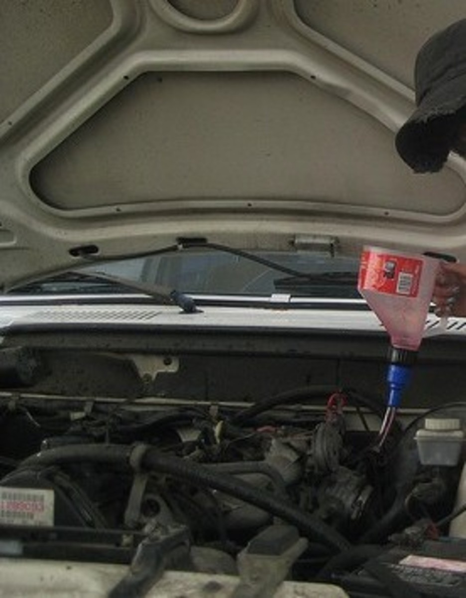 Make sure to add the correct type and amount of fluid you need for your transmission.