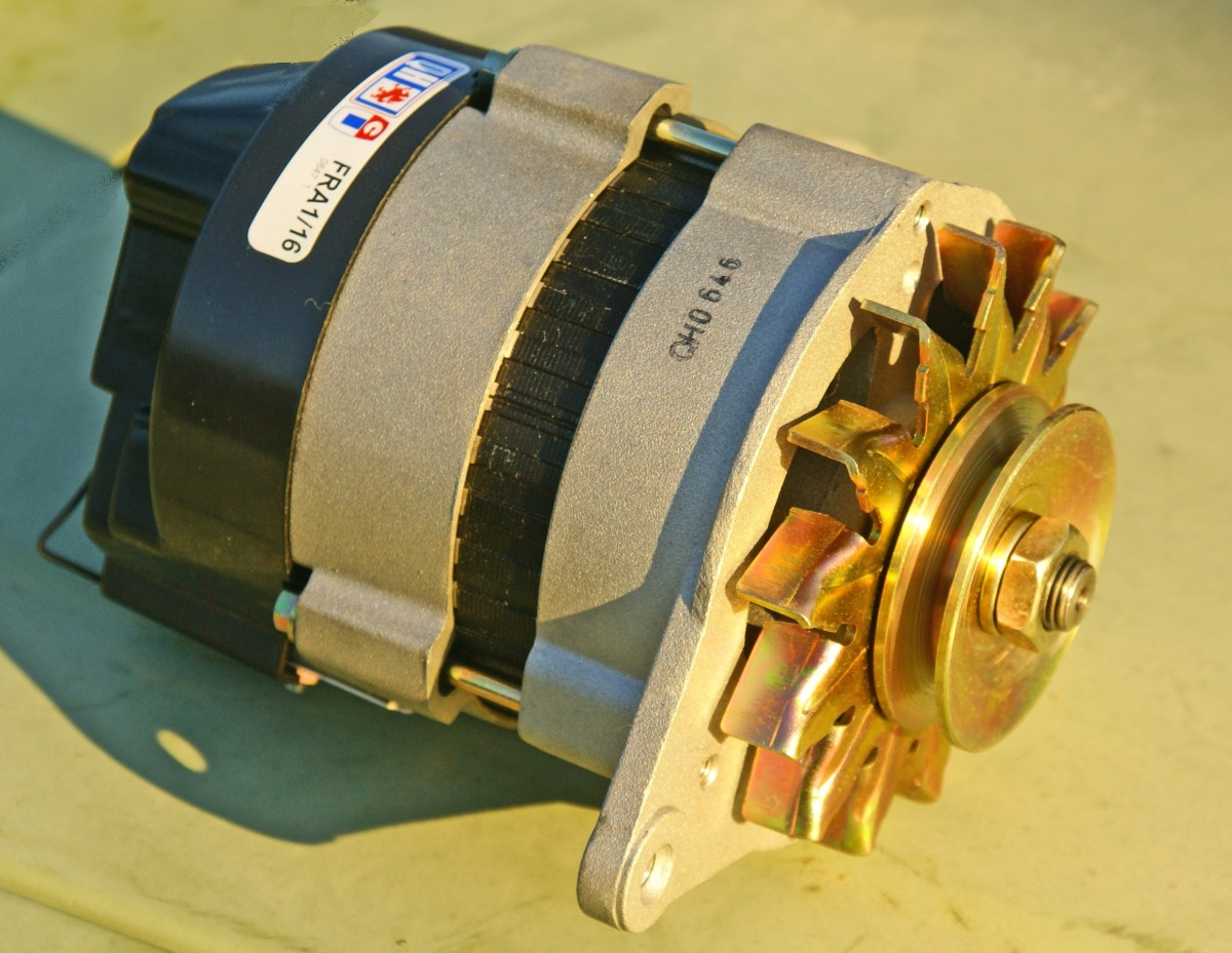 How can you tell if your car's alternator is going bad?
