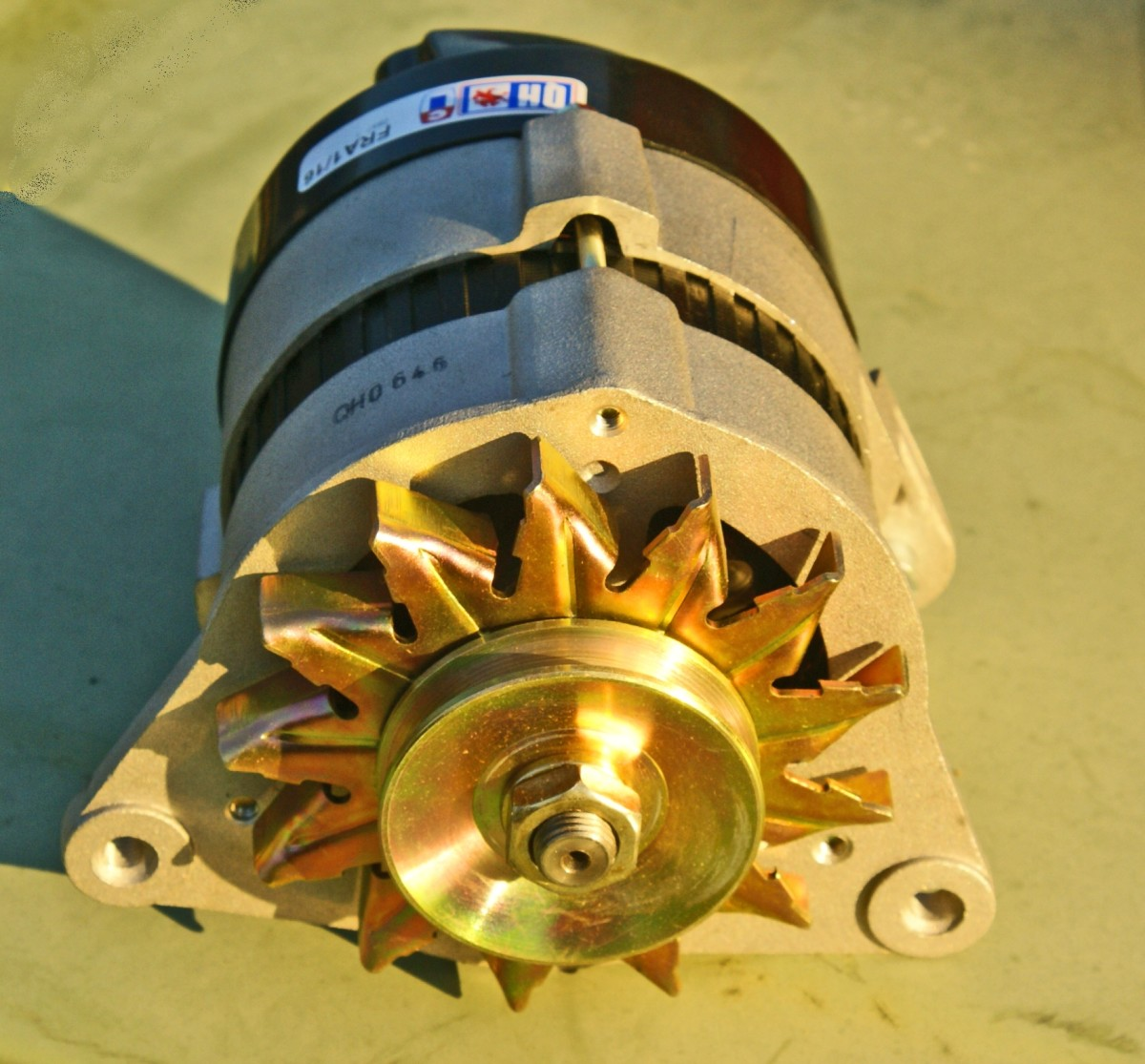 Professionally refurbished or rebuilt alternators are often just as good as brand new ones and can cost as little as half the price.