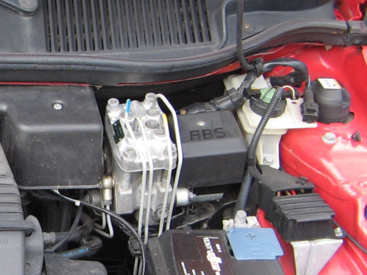 Many modern vehicles are equipped with ABS systems.
