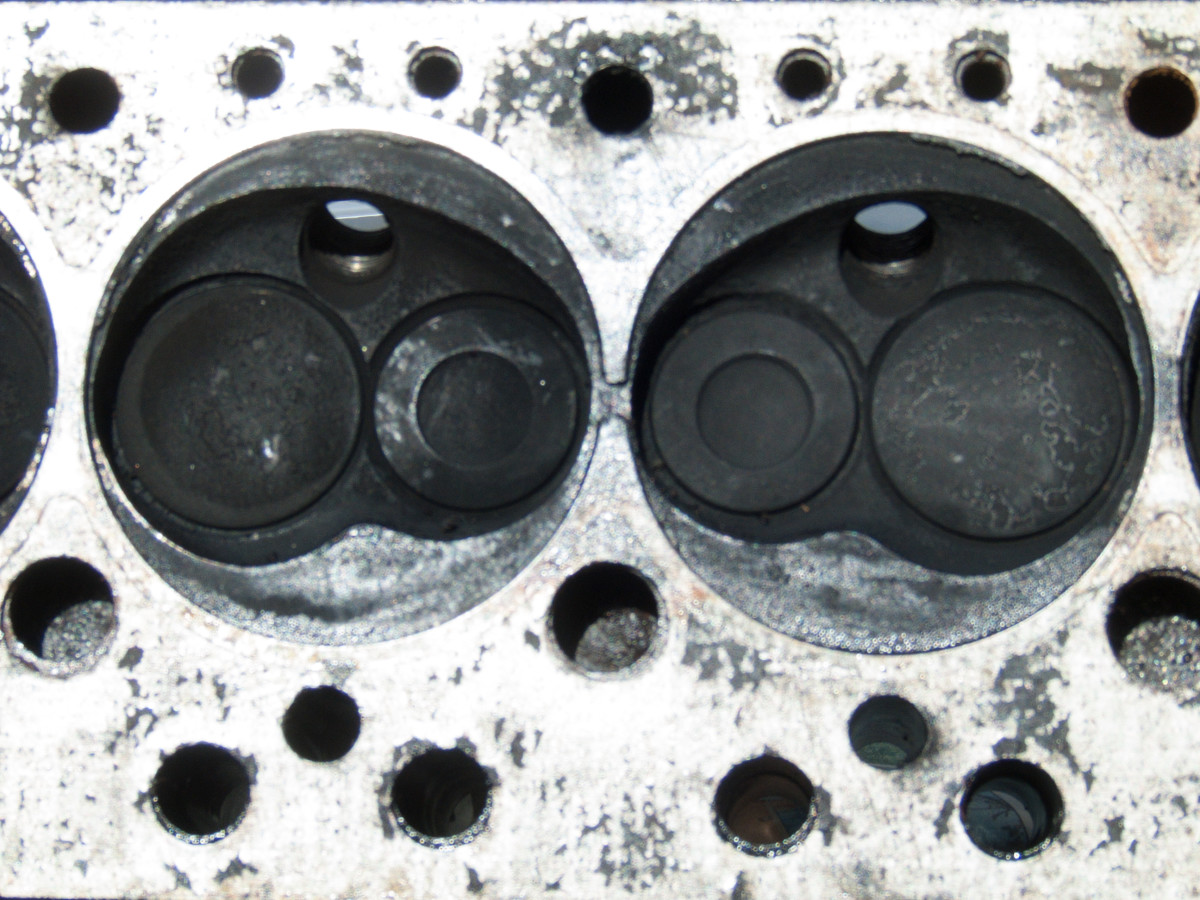 A compression gauge test can help you detect a blown head gasket.