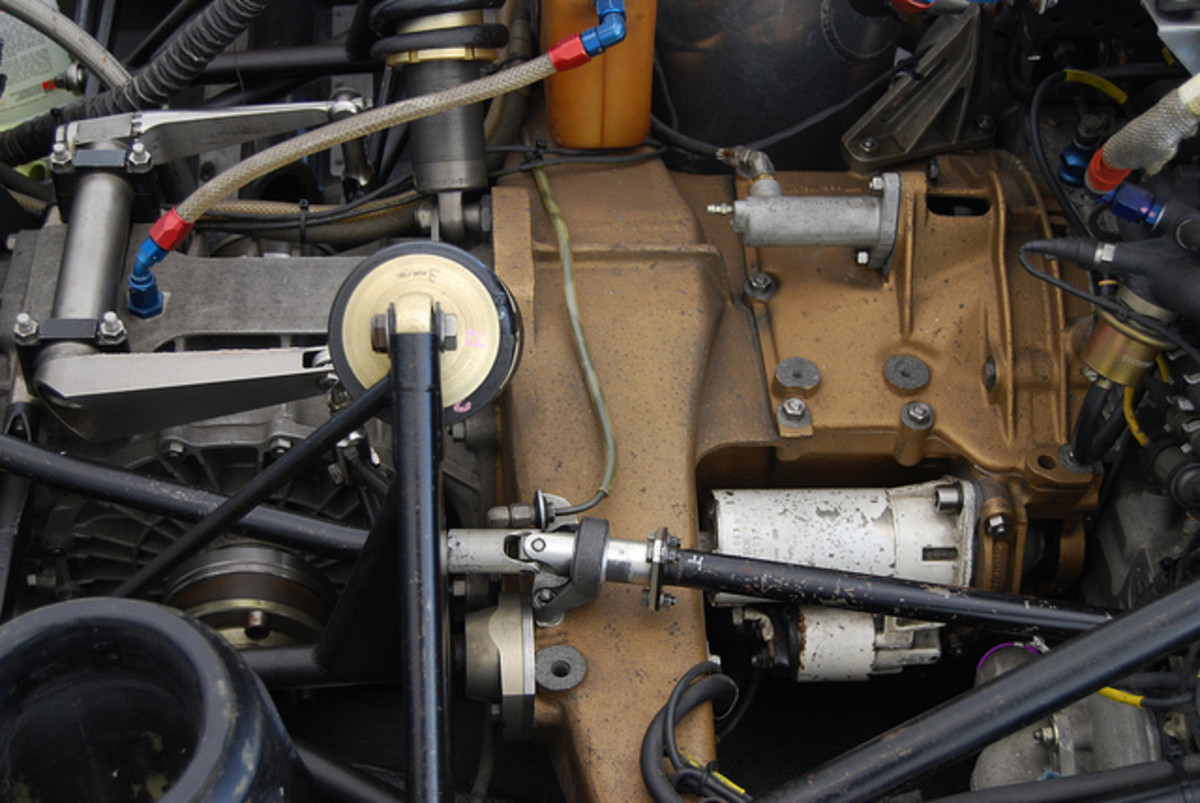 You may need to remove one or more components to gain access to the solenoid on your vehicle.