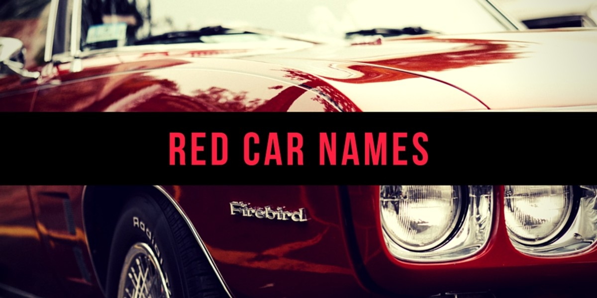 800+ Good Car Names | AxleAddict