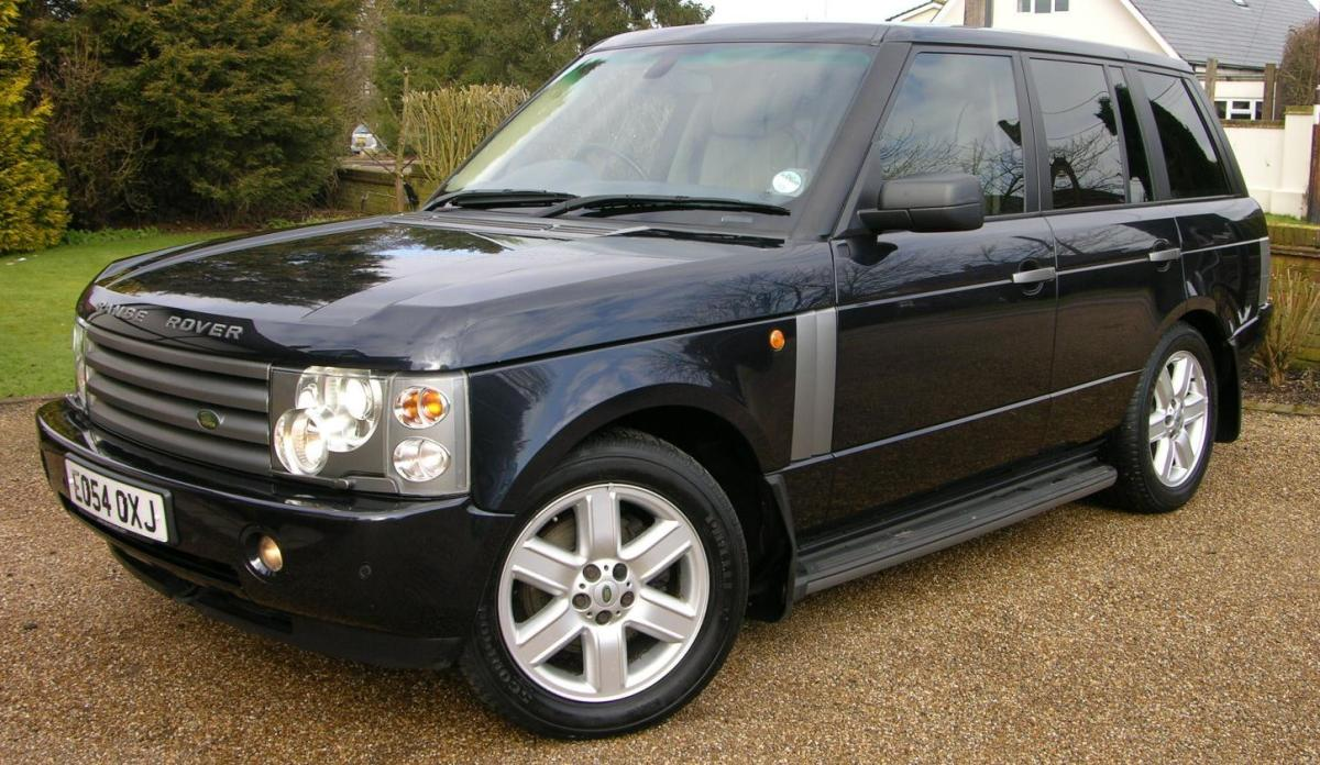 The L322 version of the Range Rover is one of the more popular vehicles to utilise the GM 5L40-E automatic transmission.