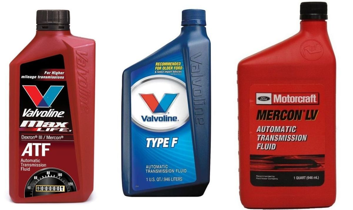 There are many specifications of transmission fluid. Make sure you have the right one for your gearbox.