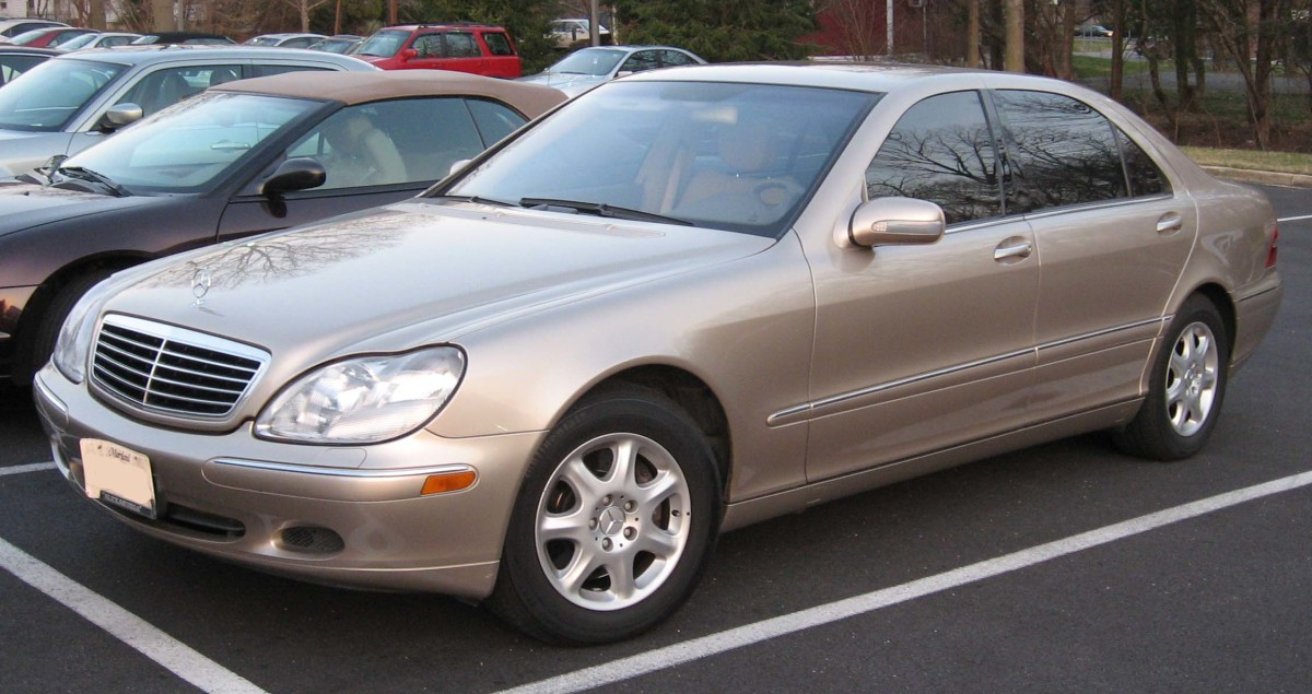 Many Mercedes ran on the 5G-Tronic 722.6 transmission, including the popular S-Class.