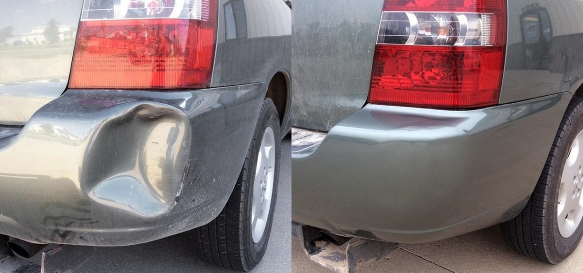 Easy DIY Ways to Take Dents Out of Your Car | AxleAddict