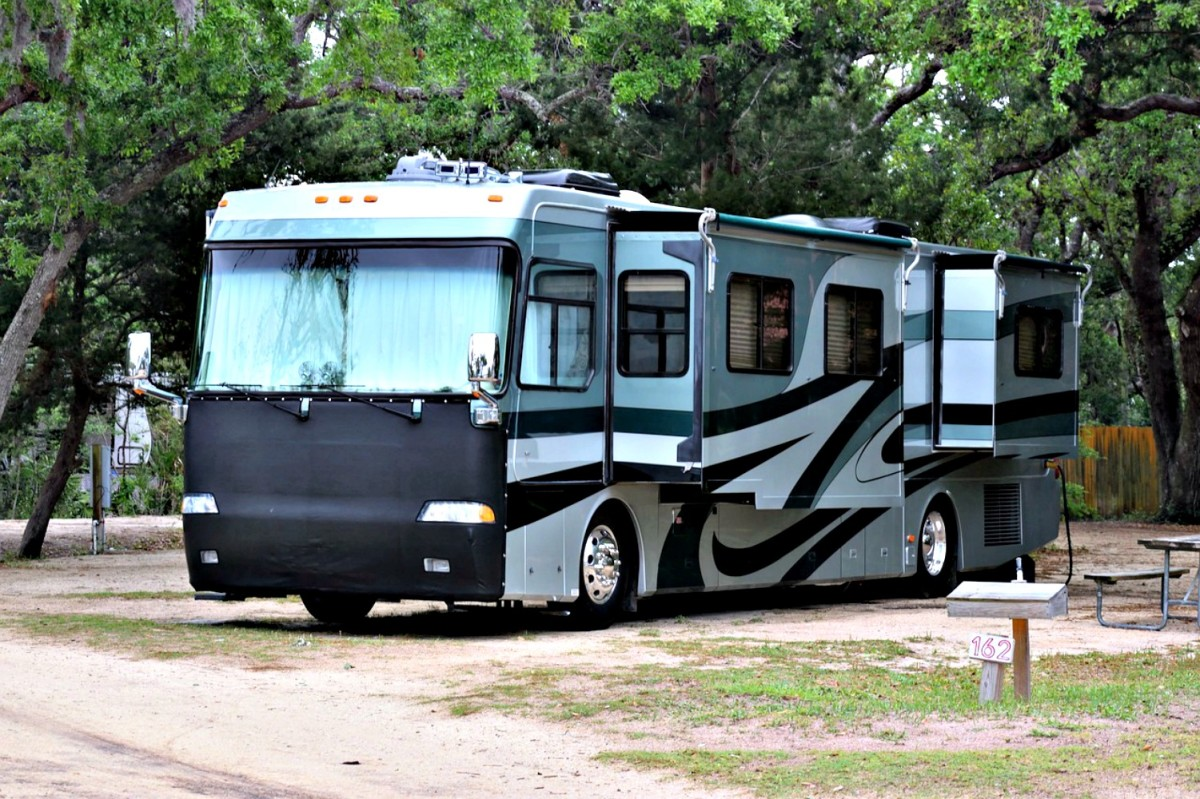 Let your RV become your teacher.