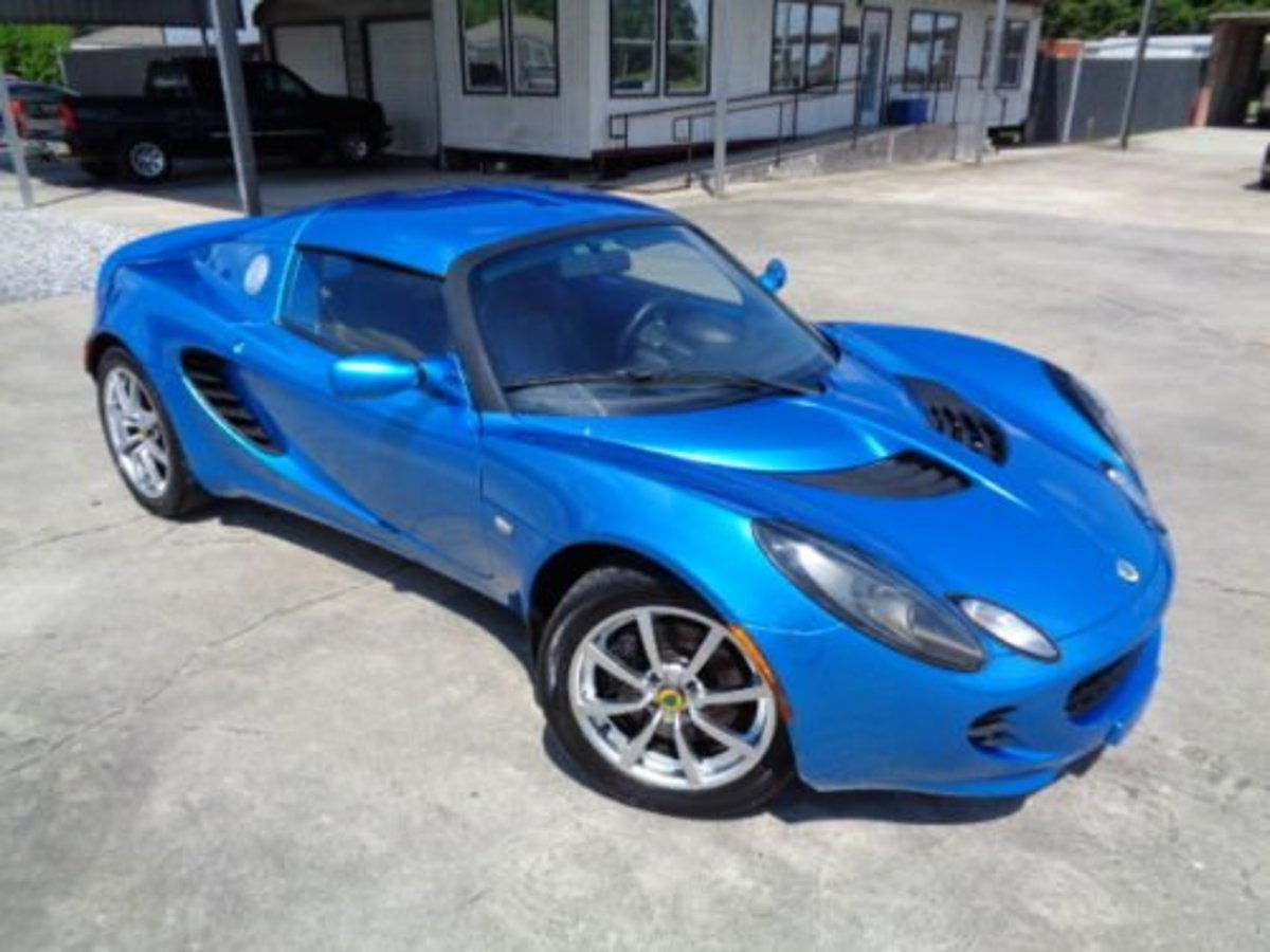 2005 Elise with 34,000 miles: $35,000