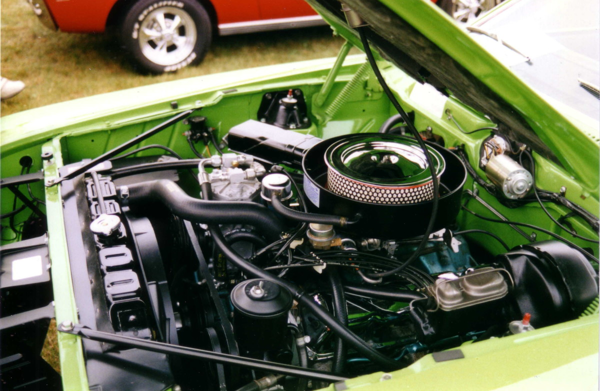 Internal combustion engines are the engine of choice for the overwhelming majority of vehicles.
