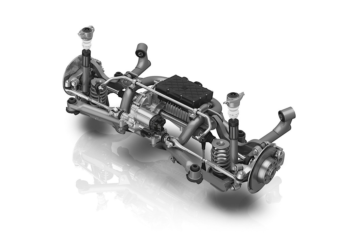Your Next Car Might Have Electric Axles