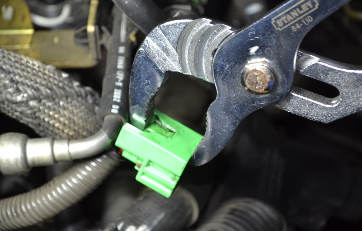 A failed camshaft position sensor can cause the engine to stall.