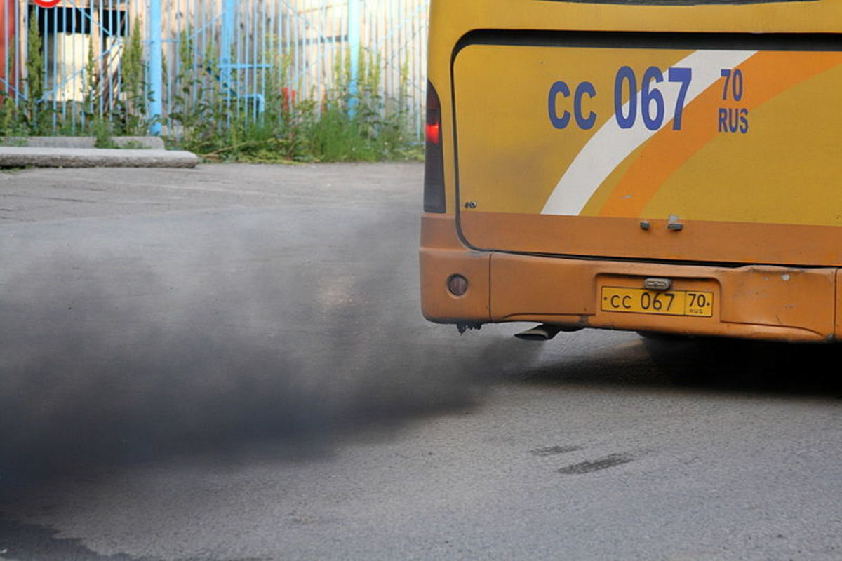 Black smoke can be an indication of too much fuel consumption and problems for your catalytic converter.