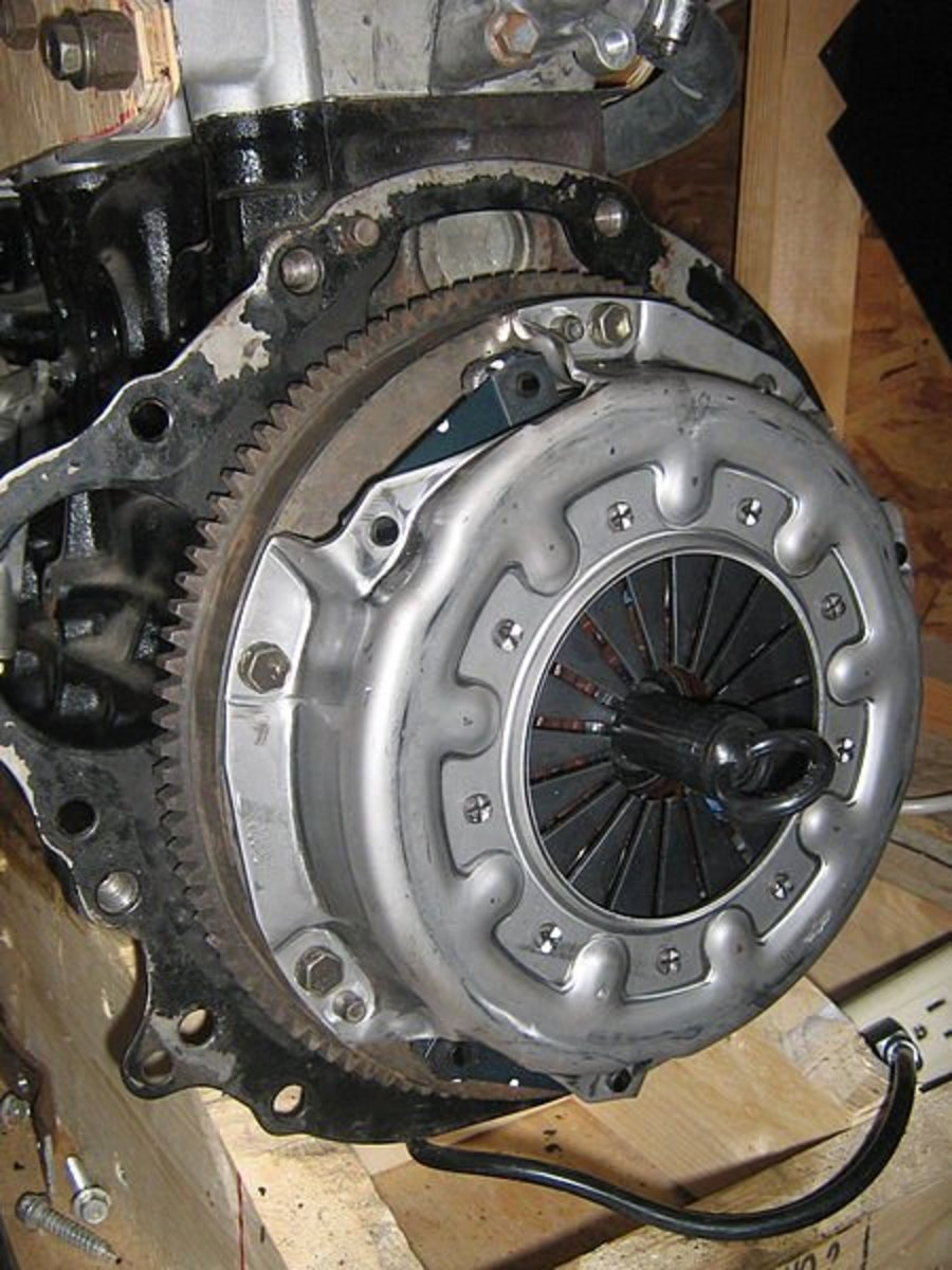 A weakened pressure plate can prevent the clutch from engaging.