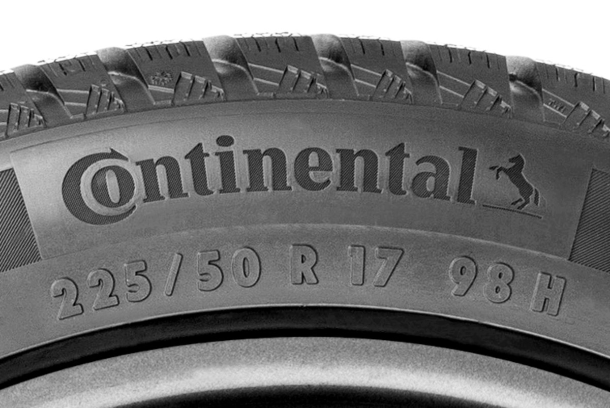 A lot of information about your tire can be found on the sidewall